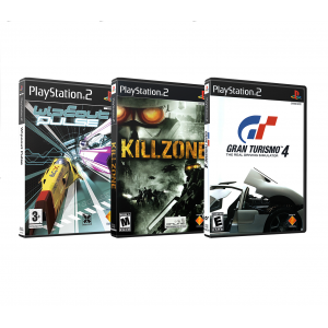 PS2 Games Used